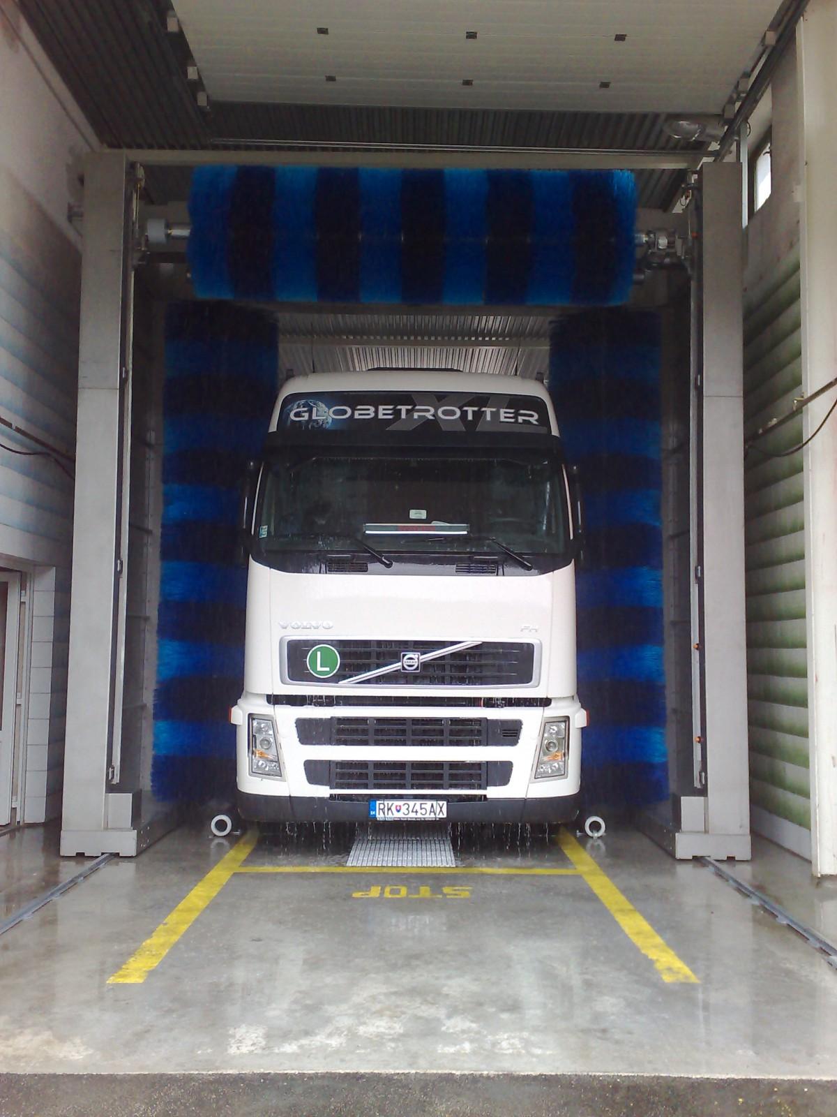 Car Wash Line L K L Partners S R O Transport Logistika